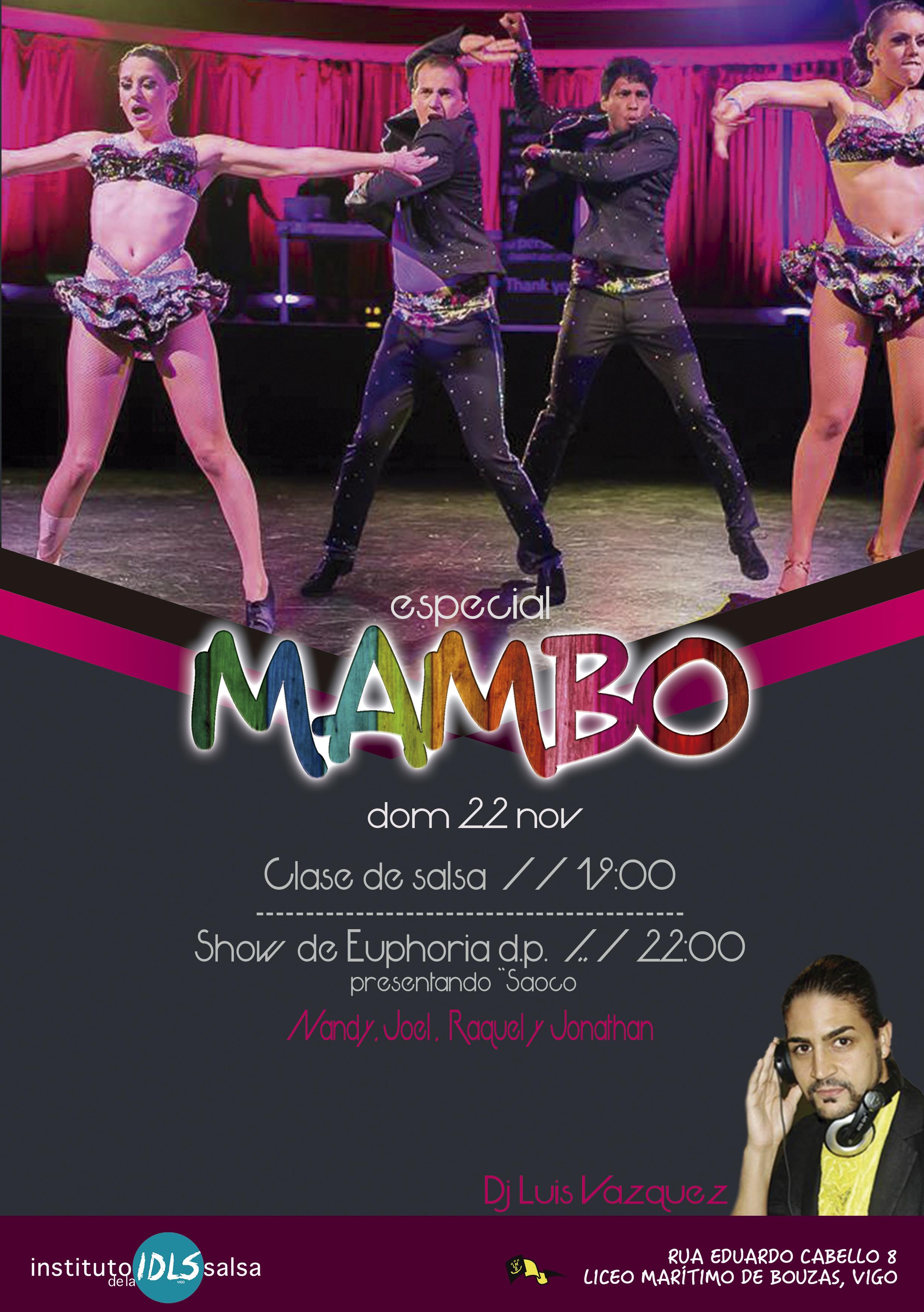 Mambo show euphoria