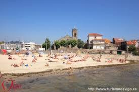 foto playa bouzas