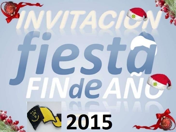 fiesta fin año 2015